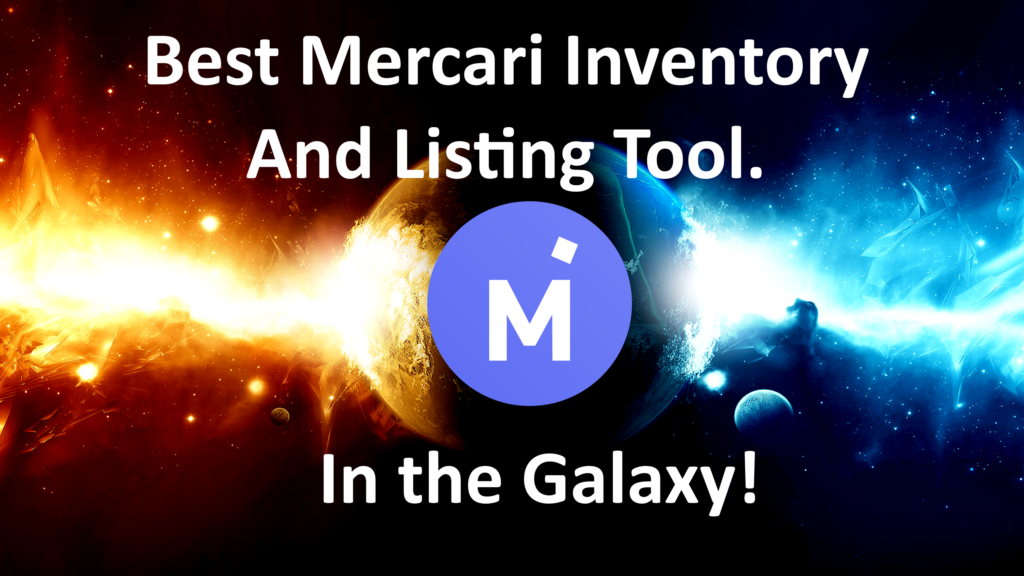 ClassAdLister, The Best Mercari Inventory and Listing Tool, in the Galaxy!